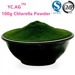 Wholesale G Organic Chlorella Powder Superior Chlorophyll Carotenoids and Protein Balance Blood Pressure and Blood Sugarchlorella