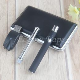 MOQ 1Pcs Preheating VV Vape Voltage Variable Battery Ceramic Coil Oil Tank Cartridge Vape Pens Box Starter Kit Electronic Cigarette By EMS