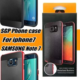 Wholesale For Iphone Case Armor Hybrid Shockproof Shell For Samsung Galaxy Note On5 On7 Oneplus2 J710 K10 V10 With Retail Package