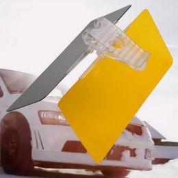 Wholesale New Hot Sale Car Protective Parasol Sun Shade Sunshade Shield Mirror Clip Night Vision