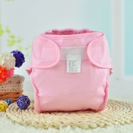 Wholesale Baby Cloth Diaper Cover Cotton Reusable Washable Happy Flute Newborn Nappy Diapers Waterproof Christmas Breathable Diaper Pants