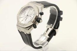 Promotion choix de sports Bon choix Quartz Chronographe 35mm femmes femmes sport montre dames chrono montres montre-bracelet cadran blanc