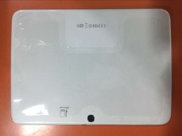 Wholesale Back Housing Cover Battery Cover Housing For Samsung GALAXY Tab P5200 white Replacement parts