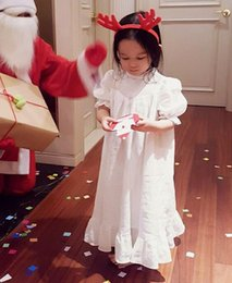 Белый Платья Малышей