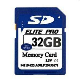Wholesale LANSTEN free dhl GB GB Speed SDXC Class UHS I Flash Memory Card