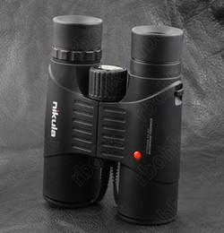 Nikula 8x42 binoculares telescopio impermeable a prueba de niebla Nitrógeno lleno de caza de tiro al aire libre M2433 desde nikula 8x42 fabricantes