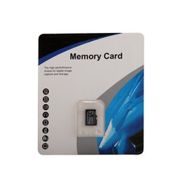 Wholesale 8GB Memory Card TF Card Micro SD Card With SD Adapter Superior Quality Real Capacity