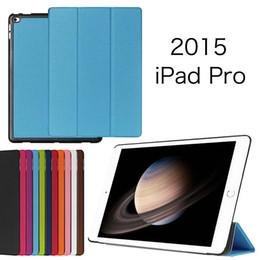 Promotion mélanger le cas de la mode Hot Leather Stand Flip Case pour Apple Ipad Étuis d'air anti-poussière antidérapants antidérapants pour tous les housses iPad