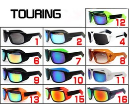 KEN BLOCK HELM Cycling Sports Outdoor Sunglasses for Men or Women Sunglasses The Touring Reflective Lenses big frame sunglasses