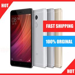 3g usb libre en Línea-DHL FREE Xiaomi Redmi Nota 4 Pro 4G LTE Touch ID Helio X20 RAM 3G ROM 64G Deca Core Android 6.0 5,7 pulgadas 1080P FHD Smartphone