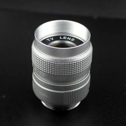 f 1.4 1 2 inch manual iris 25mm TV lens f1.4 C Mount cctv Lens for camera box