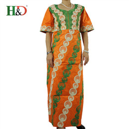 Wholesale Africa Riche bazin dress for women African traditional embroidered clothing Bazin cotton S2275