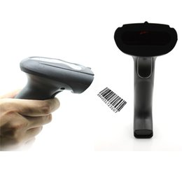 Wholesale US Stock YT GHZ High Speed Wireless USB CCD D Label Barcode Scanner Bar Code Gun Reader