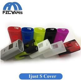 Wholesale Colorful SMOK Alien Body Cover Protective Silicon Case for SMOK Alien Box Mod w MOQ DHL