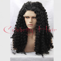 Wholesale synthetic hair wigs actural kinky curly free part purified water maintian it by synthetic oil anime wig hair wigs for women