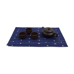 2017 High Quality Linen Placemats With Beautiful Design Japan Style Home Decor Tableware Made For High Lifestyle