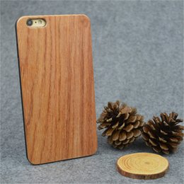 Wholesale Blank Wood Case Cover Burma Rosewood PC iphone s mobile phone case with best price and hot sale