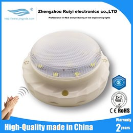 Wholesale Manufacturer w w Sun Flower led Sensitive to sound and light auto on off light bulb lamp indoor stairs hallways SMD5050