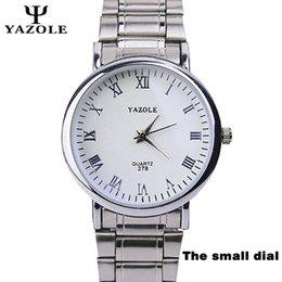 278yazole ocio simple moda retro clásico escala digital de Roma elegante elegante señora reloj de cuarzo resistente al agua