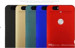 22016 TUltra-delgada cubierta de teléfono de plástico duro Fundas de teléfono móvil para Huawei NEXUS 6P cubierta de protección de teléfono móvil desde plástico nexo proveedores