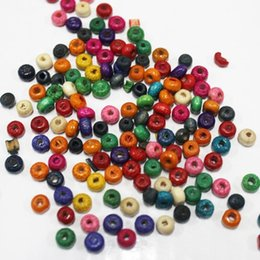 2016 New Arrival Wood Sports Red Purple Blue Factory Direct Sale Wholesale 500 Grams of A Kilo Acrylic Beads, Diy Beads Wooden Beaded Fancy