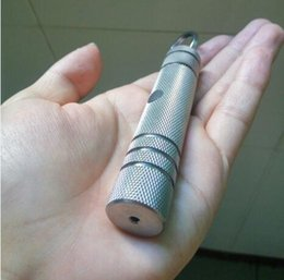 Wholesale spy pen Bug A gun bug a salt Toys and kill bug tool bug a salt toys Stainless Steel Craft Gift Collection
