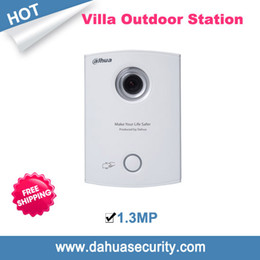 Wholesale- Livraison gratuite 2015 dahua news Villa Outdoor Station interphone vidéo VTO6100C à partir de fabricateur