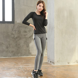 Wholesale Discounts Coupons Comfortable Soft Skin friendly Modal Red Yoga Fitness Clothes top vest pants Suits