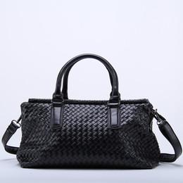 Las mujeres al por mayor tejieron el bolso del bolso de hombro de la señora del bolso de hombro de la señora clásica del bolso del diseñador de FAUX desde monedero de cuero de imitación al por mayor fabricantes