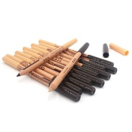 Wholesale Brand New colors Concealer eyebrow pencil Makeup Base Professional Concealers Face Powder dual pencil pen