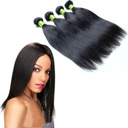 2017 peut teindre remy extensions de cheveux Cheveux péruviens 4 morceaux de morceau cheveux naturels remy Couleur naturelle peut être teint et blanchi extensions de cheveux droits promotion peut teindre remy extensions de cheveux