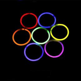 LED Fluorescent Bracelets Glow Sticks LED Light Sticks LED Flash Light Fluorescent Sticks Party Lights Christmas Halloween Lights