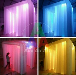 hot sale Deft design new style cube tent top quality inflatable photo booth,photo back,Inflatable wedding photo booth inflatable cube tent