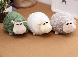 Wholesale the Sheep plush mascot plush doll animated cartoon baby toys with children s activities in the annual gift