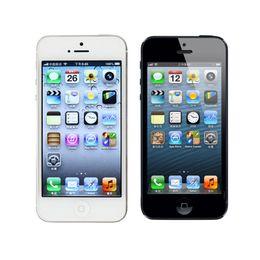 "Original Unlcoked Apple Iphone 5 8MP Camera 1GB RAM 16 32 64GB ROM 4.0"" Dual core 3G 4G Refurbished Mobile Phone"