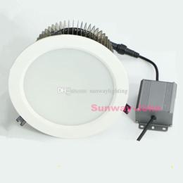 Wholesale Recessed led high bay light W W W W W w W W LED canopy light indoor down led shop lights AC V