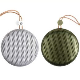 Wholesale B O BeoPlay A1 Wireless Bluetooth Speakers BeoPlay A1 Portable Mini Bluetooth Speaker Silver and Green In stock From Flydream store