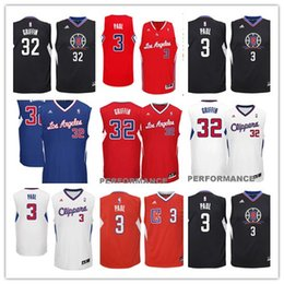 Wholesale A Mens Los Angeles Jersey Blake Griffin Chris Paul Tracksuits Clippers