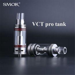 Venta al por mayor de cigarrillos electrónicos atomizador SMOK VCT pro tanque de la caja de modificador atomizador E Cigarrillo vaporizador E Hookah tanque Vape Mod tanque X1011 desde la electrónica de apv fabricantes