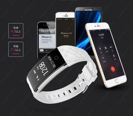 2016 activité smartband tracker Bluetooth Smart Band S2 Wristband cardiofréquencemètre IP67 imperméable Smartband Activity Tracker Bracelet Pour iphone 6s 7 samsung s7 huawei budget activité smartband tracker