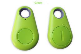 Wholesale Smart Finder Bluetooth Tracker Pet Children GPS Locator Tag Alarm Wallet Key vehicle tracking system phone track bluetooth Blue