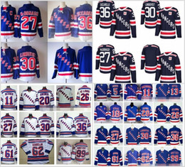 2018 Winter Classic New York Rangers 27 Ryan McDonagh Hockey Jerseys 36 Mats Zuccarello 61 Rick Nash 30 Henrik Lundqvist Navy Blue White