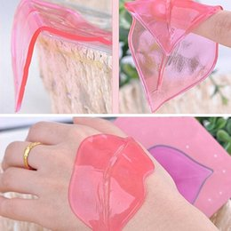 Wholesale Grossiste Hot Best Sexy Collagène Crystal Anti Aging Membrane Moisture Essence Lip Care Mask