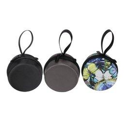 Wholesale Lingyu Sleek Portable Travel Hard EVA Bag Protective Case For Amazon Echo Dot and All New Echo Dot nd Generation Customerize Room for USB