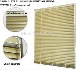 Wholesale piece aluminium venetian blinds chain