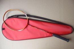 Wholesale N90 badminton rackets woods N90ii nano carbon badminton racquet free shipment
