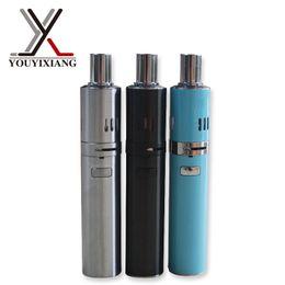 Promotion commencer ego kit Vente en gros-EGO ONE kit de démarrage Cigarette électronique de contrôle de température 2200mAh Vapor Mod VS Subvod Start Plus Kit NO.14