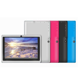 Promotion 8gb tablet pc 7