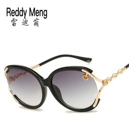 Reedy Meng brand Summer fashion polarized light lady women drive sunglasses Classic half frame outdoors Holiday textile Sunglasses wholesale