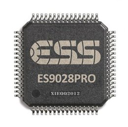 New And Original Audio DAC IC ES9028PRO ES9028 Chip Support DSD512 PCM384K free shipping
